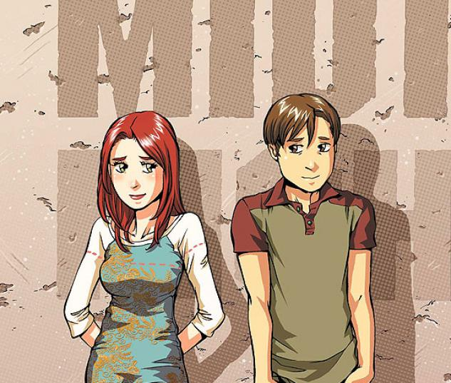 Spider-Man Loves Mary Jane (2005) #12