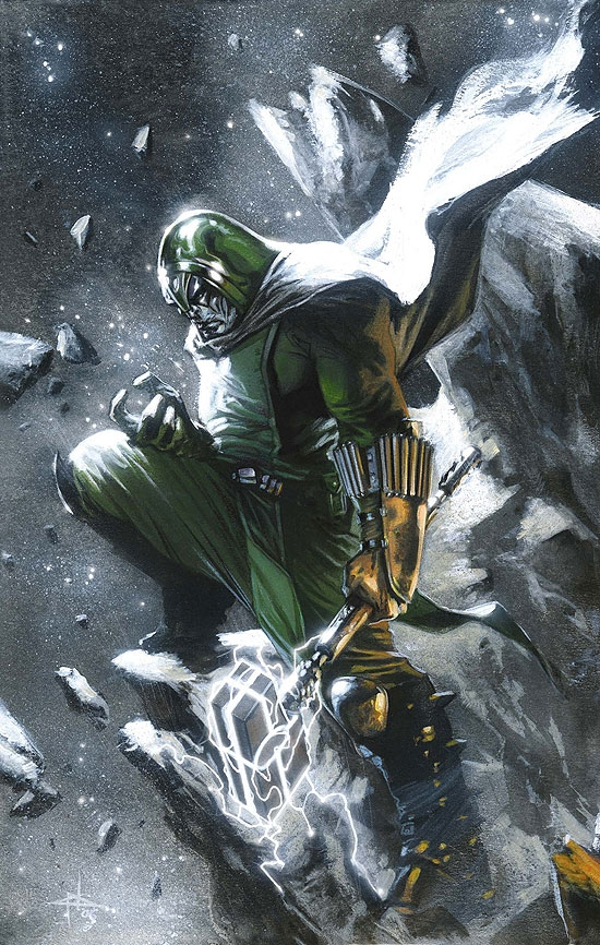 ANNIHILATION: RONAN (2008) #4 COVER