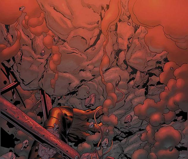 NEW THUNDERBOLTS (2005) #3 COVER