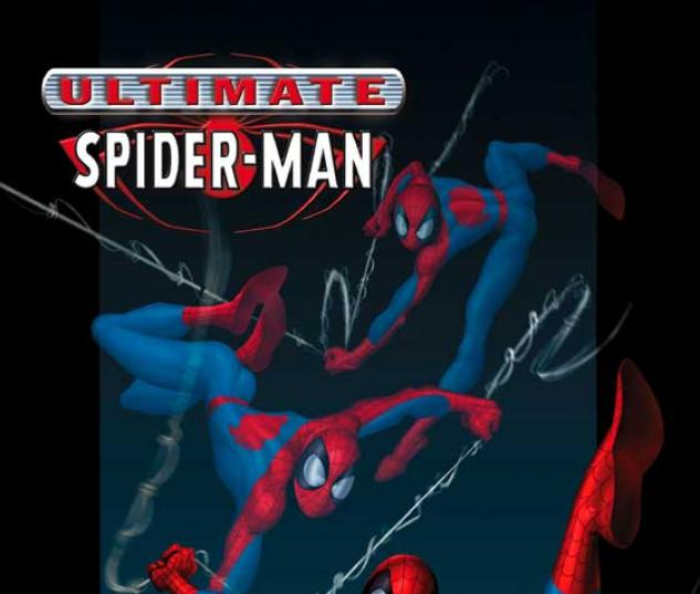 Ultimate Spider-Man #47 cover by Mark Bagley