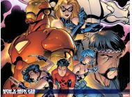 New X-Men (2004) #28 Wallpaper
