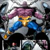 Image Featuring Cosmo, Moondragon, Thanos