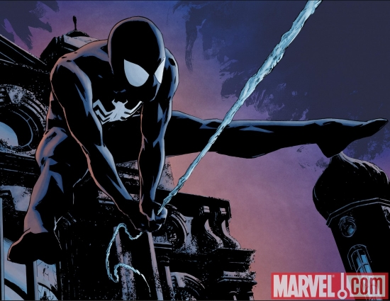 AMAZING SPIDER-MAN #637 preview art 1