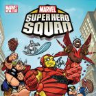 Super Hero Squad #8 cover by Leonel Castellani