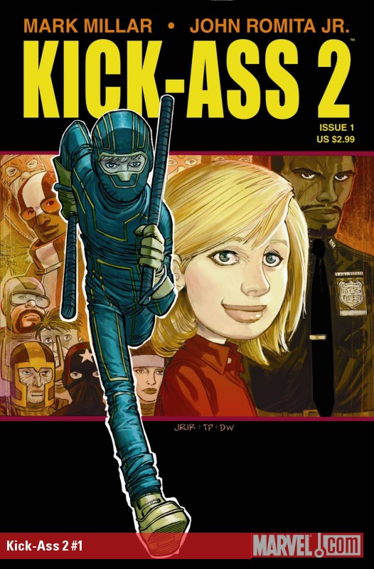 Kick-Ass 2 (2010) #1