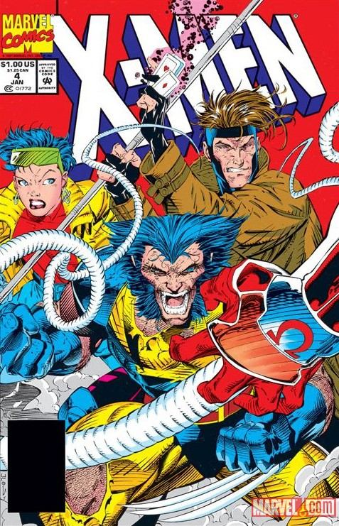 Marvel App: Get X-Men Issues for 99¢