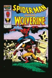 Spider-Man Vs. Wolverine #1