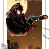 Ultimate Comics Spider-Man #3 Second Printing Cover Art by Kaare Andrews