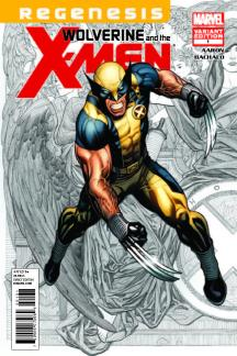 Wolverine & the X-Men #1  (Cho Variant)