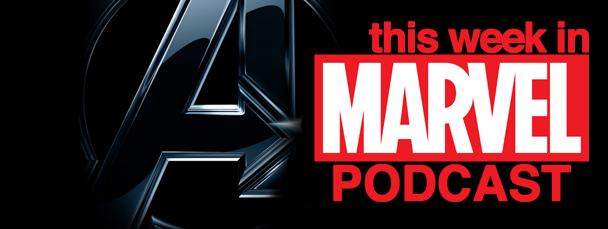 This Week in Marvel Podcast, Episode #4