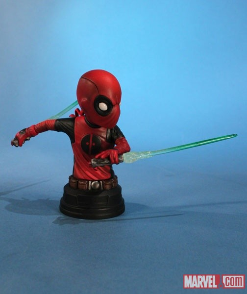 Kidpool mini bust by Gentle Giant Ltd