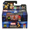Marvel Minimates Skrull vs. Viper
