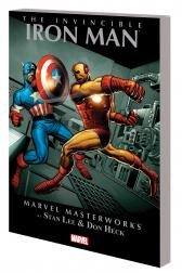 Marvel Masterworks: The Invincible Iron Man Vol. 2 TPB (Trade Paperback)