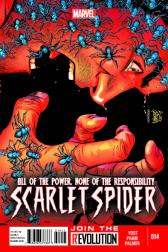 Scarlet Spider #14 