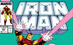 Iron Man (1968) #247 Cover