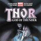 cover from Thor: God of Thunder (2012) #6
