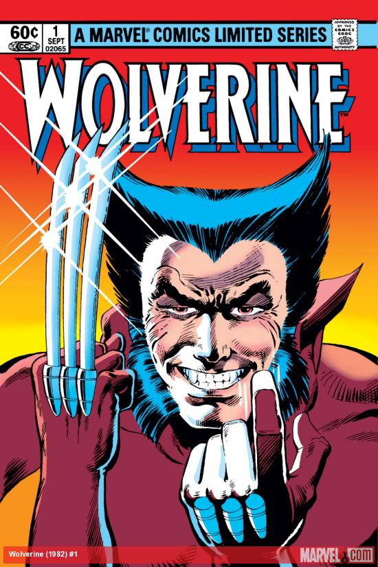 Cover for Wolverine (1982) #1