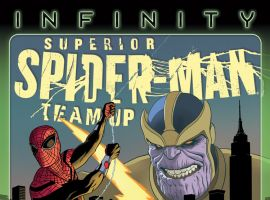 SUPERIOR SPIDER-MAN TEAM-UP 4 (INF, WITH DIGITAL CODE)