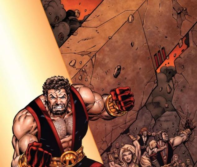 Hercules: Twilight of a God #1 cover