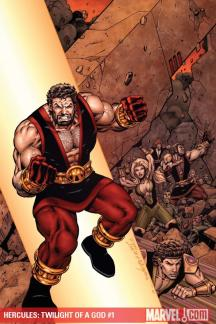 Hercules: Twilight of a God (2010) #1