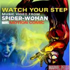 Spider-Woman Motion Comic Music Video on G4 Now