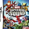 Marvel Super Hero Squad Video Game DS Box Art