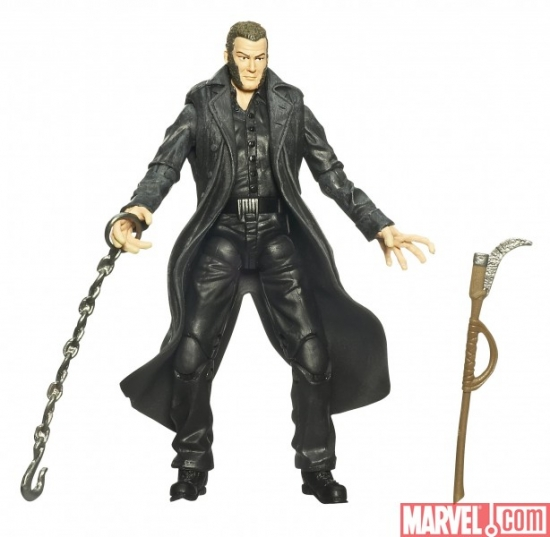 X-Men Origins: Wolverine Sabretooth action figure