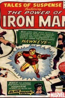 Tales of Suspense (1959) #57