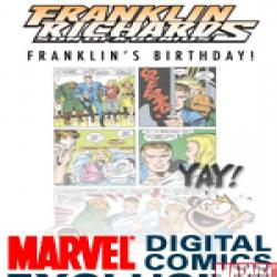 Franklin Richards: Franklin's Birthday! (2008)