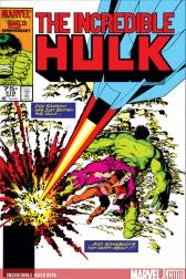 Incredible Hulk #318