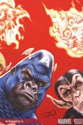 Marvel Apes #3 