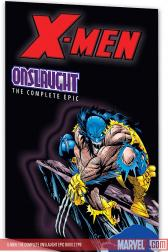 X-Men: The Complete Onslaught Epic Book 2 (Trade Paperback)
