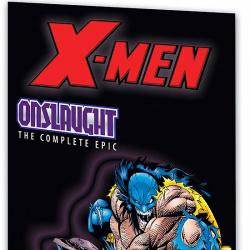 X-MEN: THE COMPLETE ONSLAUGHT EPIC BOOK 2 #0