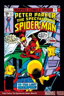 Peter Parker, the Spectacular Spider-Man #17