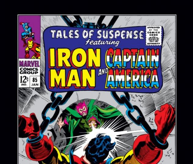 Tales of Suspense #85 cover