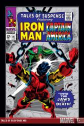 Tales of Suspense #85 