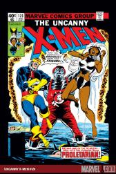 Uncanny X-Men #124 