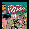 New Mutants (1983) #8