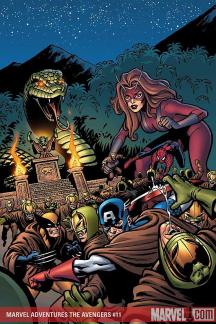 Marvel Adventures the Avengers Vol. 3: Bizarre Adventures (Digest)