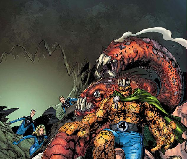 MARVEL ADVENTURES FANTASTIC FOUR (2008) #21 COVER