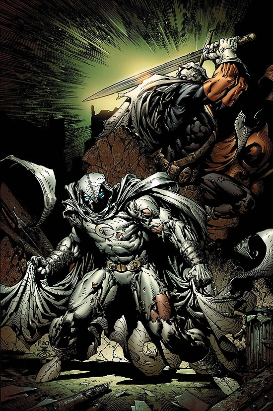 Moon Knight (2006) #5