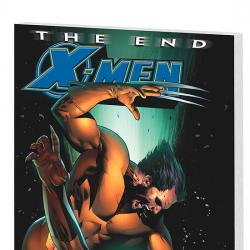 X-MEN: THE END VOL. 2: HEROES AND MARTYRS COVER