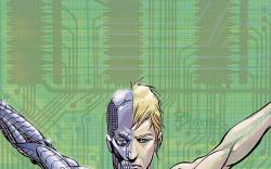 MACHINE TEEN (2007) #3 COVER