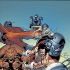 ALPHA FLIGHT (2005) #10 COVER