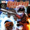 GUARDIANS OF THE GALAXY (2008) #15 cover by Salvador Larroca