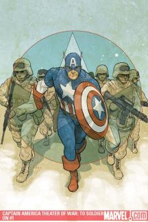 Captain America Theater of War: To Soldier on (2009) #1