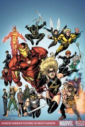 Avengers Handbook Featuring the Mighty Avengers #3 