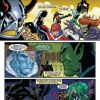 Image Featuring Wolverine, Captain Marvel (Carol Danvers), Captain Britain, Doctor Doom, Hulk, Skrulls, Spider-Man