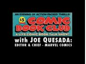 Comic Book Club with Joe Quesada