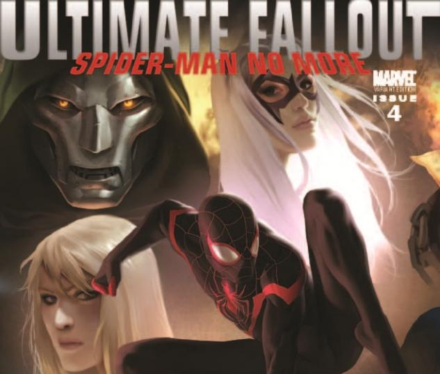 Ultimate Comics Fallout (2011) #4, Djurdjevic Variant